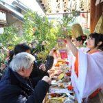 今宮戎神社十日戎2017(えべっさん)の参拝時間は?混雑するのは何時?