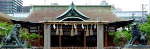 大阪市にある今宮戎神社
