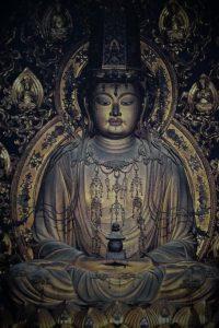醍醐寺弥勒菩薩坐像