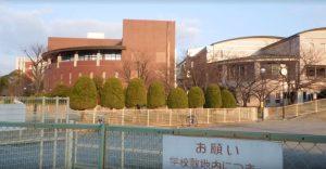 名古屋短期大学の建物
