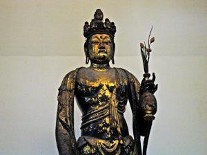 聖林寺の十一面観音立像