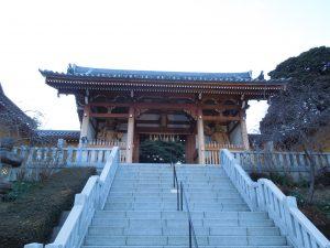 高徳院の山門