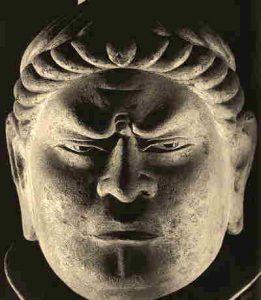 東大寺戒壇院の広目天立像