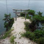 都久夫須麻神社のかわらけ投げ投げの方法は?ご利益も