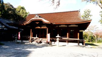 三井寺釈迦堂(食堂)
