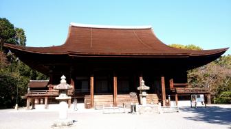 三井寺金堂