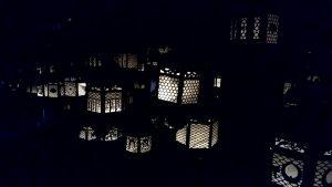 藤浪之屋の内部