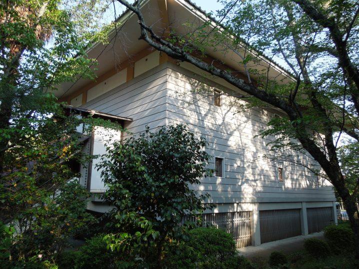 清涼寺の霊宝館