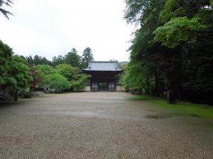 楼門(中央奥)