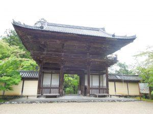 楼門(反対側)