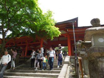 春日大社の慶賀門