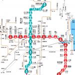 平安神宮から京都駅までのアクセス!バス・地下鉄・タクシーの行き方
