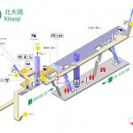 大徳寺から京都駅までのバスのアクセスは?タクシーや徒歩の行き方も