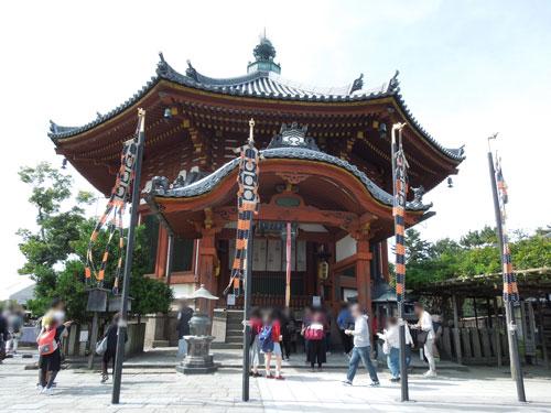 興福寺南円堂の御開帳のアイキャッチ画像