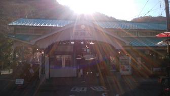八瀬比叡山口駅(叡山電鉄)