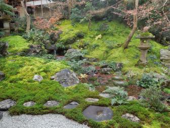 臥龍の庭(瑠璃光院)