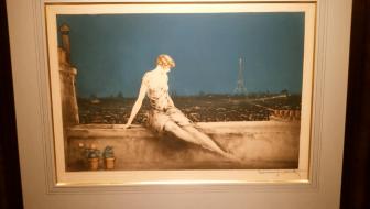 ルイ・イカ―ル美術館の絵画
