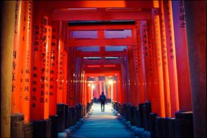 伏見稲荷大社の千本鳥居f01アイキャッチ画像