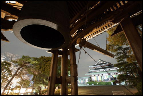 除夜の鐘のイメージ画像