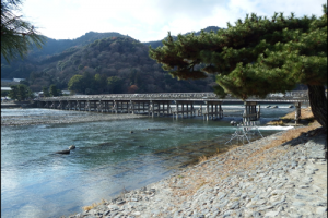 嵐山の渡月橋f02アイキャッチ画像