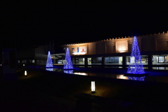 奈良国立博物館の新館