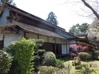 吉水神社の書院