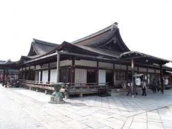 東寺の御影堂