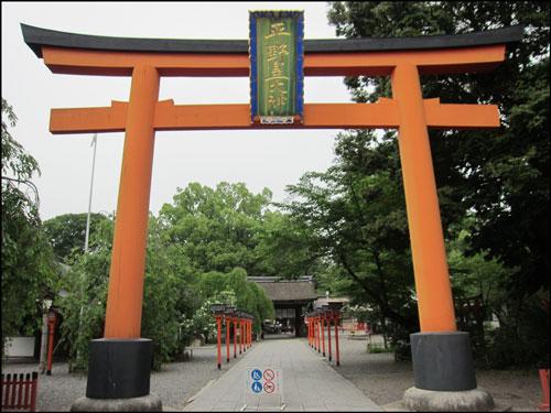 平野神社のアイキャッチ画像