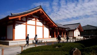 法隆寺の大宝蔵院
