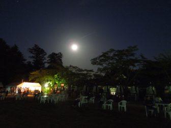 夜の白毫寺