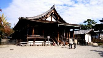 法隆寺の聖霊院