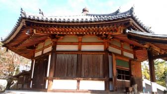 法隆寺の西円堂