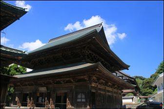 建長寺の法堂