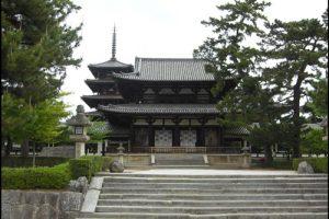 法隆寺の西院伽藍アイキャッチ画像