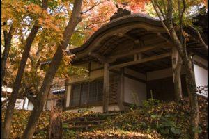 竈門神社の紅葉のアイキャッチ画像