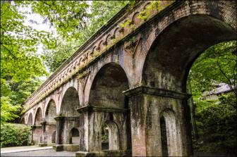 南禅寺境内の水路閣