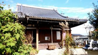 高田寺の本堂