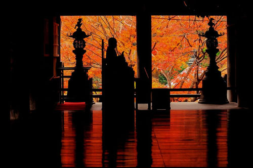 奈良・長谷寺の紅葉のアイキャッチ画像