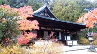 円成寺の本堂