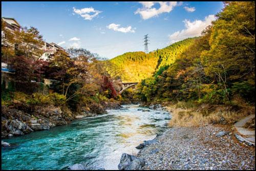 御岳山の紅葉のアイキャッチ画像